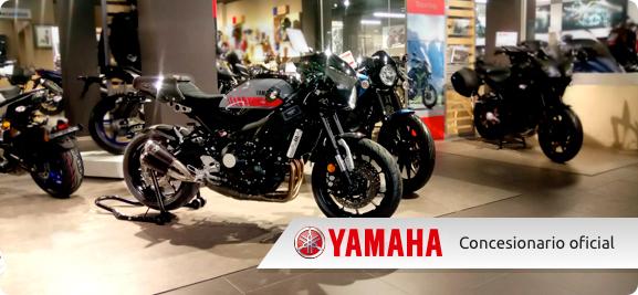Banner concesionario oficial Yamaha